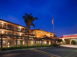Best Western Plus Executive Inn, Rowland Heights (in de buurt van Walnut)
