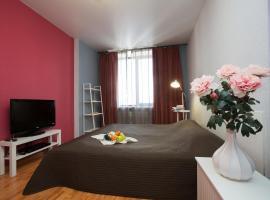Apartments Etazhi at Belinskogo Central