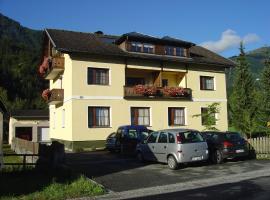 Ferienwohnungen Berger, Kötschach (Mauthen yakınında)