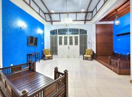 Riverside Hostel Padang, Паданг (рядом с городом Sungaipisang)