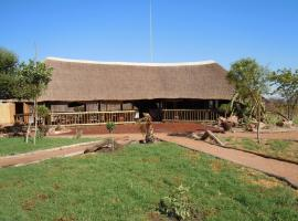 Makumutu Lodge, Orapa