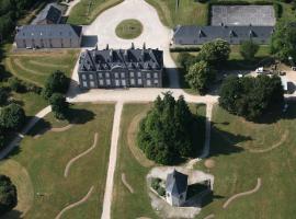 Domaine de Manehouarn, Plouay (рядом с городом Lanvaudan)