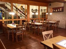 Nickels & Dimes Hotel & Restaurant, Werneck (Hausen yakınında)