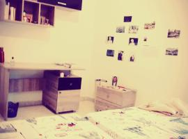 Chambre luxueuse et confortable