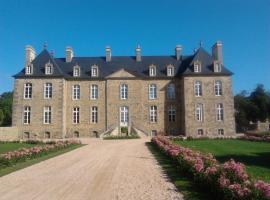 Gite du Bois de la Salle, Pléguien (рядом с городом Treguidel)