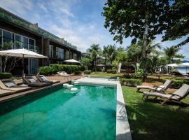 Hotel Spa Nau Royal, Camburi