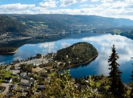 Fagernes Camping, Fagernes
