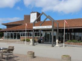 Hotel Hanstholm, Hanstholm (Vigsø yakınında)