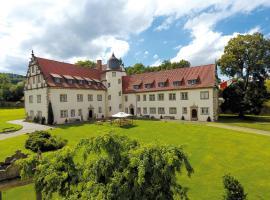 Schloss Buchenau, Buchenau (Kruspis yakınında)