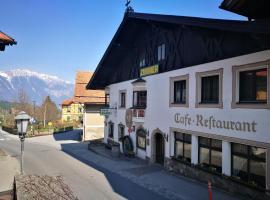Gasthof Stauder, Innsbruck (Mutters yakınında)