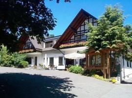 Landhaus im Grund, Lennestadt (Oberelspe yakınında)