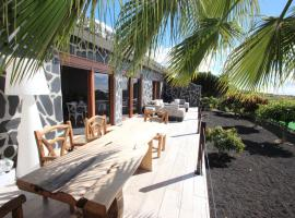 Casa Robinson Finca SanJuan, Гиа-де-Исора (рядом с городом San Juan de la Rambla)