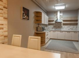 Apartments Triumph on Q. Batyra 11