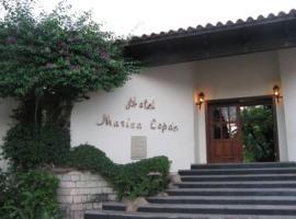 Hotel Marina Copan