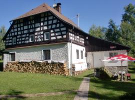Ferienhaus Anna 1, Jindřichovice (Oloví yakınında)