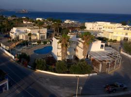 Antonis Hotel, Kefalos