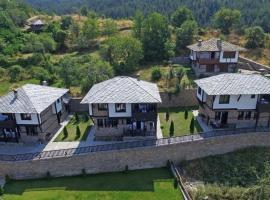 Three Houses Complex, Leshten