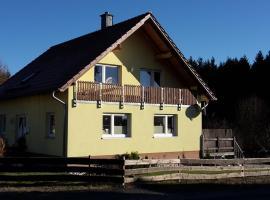 Ferienwohnung am Borntal, Bad Sachsa (Walkenried yakınında)