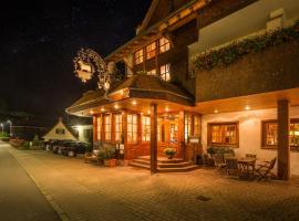 Hotel-Restaurant Vinothek Lamm, Бад-Херренальб
