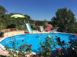 Chambres d'hotes a Lamourio, Montdoumerc