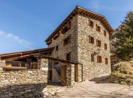 Casa Mora, Torre de Capdella (Espúy yakınında)