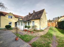 Ferienhaus Marianne, Schwielowsee (Geltow yakınında)