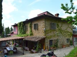 Apartments Mezzomonte, Panzano (Lamole yakınında)