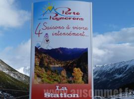 """Charmant T3 """"les Cerdans"""", Porté-Puymorens"""