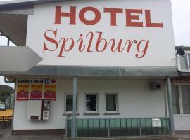 Hotel Spilburg, Wetzlar (Lahnau yakınında)