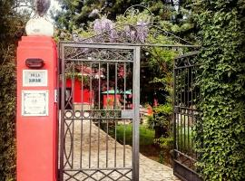 B&B Villa Damiani, Brindisi di Montagna (Tolve yakınında)