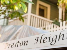 Preston Heights