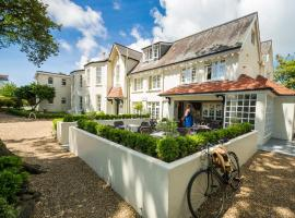 Les Douvres Hotel, St Martin Guernsey