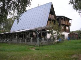 Koliba Belveder, Horní Planá (Bližší Lhota yakınında)