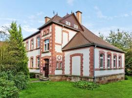 Ehemalige Dorfschule / Pfarrhaus, Waldeck (Netze yakınında)
