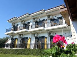 Selini hotel, Loutsa (рядом с городом Kanallaki)