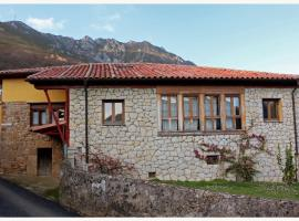 Casa L´Andorvio, Leiguarda (Cutiellos yakınında)