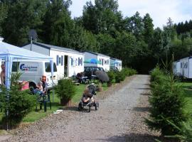 Camping Bleialf 1, Buchet (Großlangenfeld yakınında)