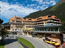 Hotel Silberhorn Wengen
