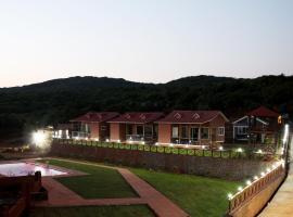 Forest County Resort, Махабалешвар (рядом с городом Lamaj)