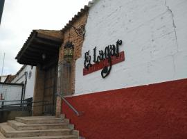 Hotel El Lagar, Ла-Солана
