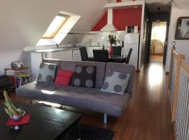 Appartement de Charme, Pléneuf-Val-André (рядом с городом Saint-Alban)