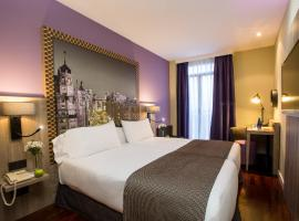 Leonardo Hotel Madrid City Center