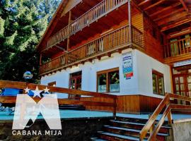 Cabana Mija, Petroşani