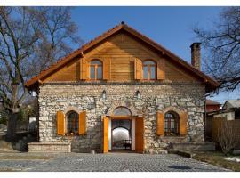 Cifrapince és Vendégház, Tordas (рядом с городом Baracska)