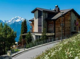 Swiss Chalet-Style Hotel Walliser Spycher