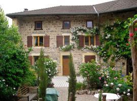 Maison Cordiale, Saint-Bonnet-des-Bruyères (рядом с городом Matour)