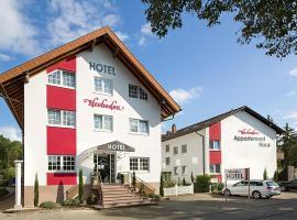 Hotel Heuboden, Umkirch