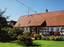 Maison De Vacances - Schleithal, Schleithal (рядом с городом Salmbach)