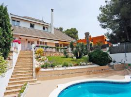 Villa Ardilla, Tarragona (Ferrán yakınında)