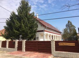 Árnyas Vendégház Egerszalók, Эгерсалок (рядом с городом Egerszólát)